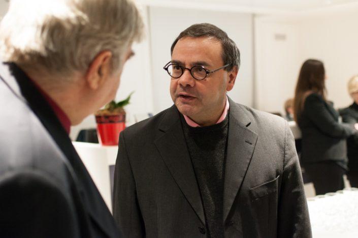 Bruno Jarry, Directeur du CLAVIM (Centres de Loisirs et d'Animation de la Ville d'Issy-les-Moulineaux) et Jean-Marc Muller