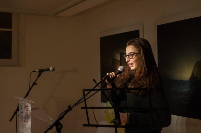 Une poète du Lycée La Salle St Nicolas