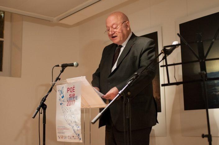 Discours d'ouverture de Monsieur André Santini, Ancien Ministre, Député des Hauts-de-Seine et Maire d'Issy-les-Moulineaux