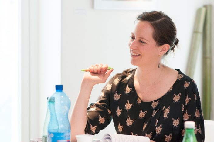 Marion Vandekerckhove, chargée de mission