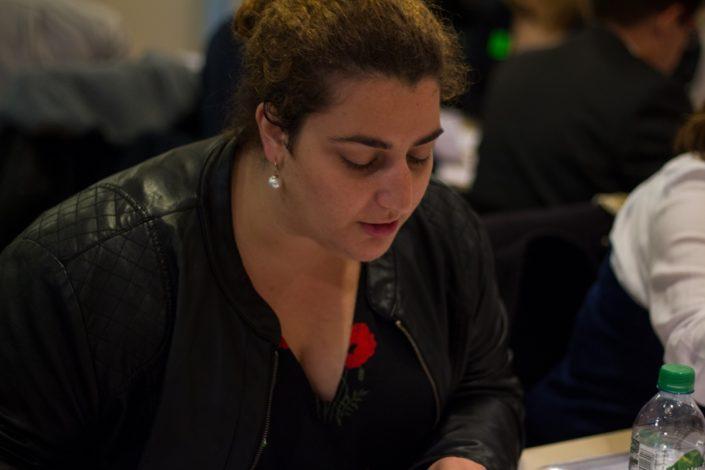 Nour Cadour, Interne en médecine nucléaire
