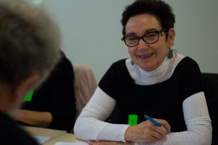 Nicole Simonet, Professeure agrégée, Responsable du Jury, Poésie en liberté