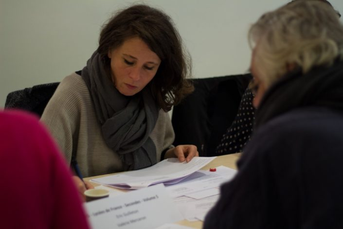 Valérie Merceron, Professeur documentaliste, DSDEN 77