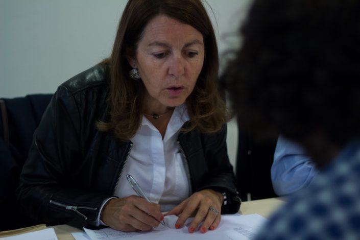 Elisabeth Batier, Professeur de lettres, Lycée Charles Péguy, Orléans (45)