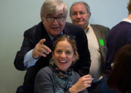 Julie Bernard, Jean-Marc Muller et Francis Piazza
