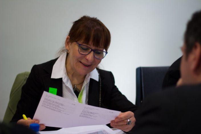 Geneviève Dejardin, Enseignante retraitée (maître formateur en langues), Education Nationale