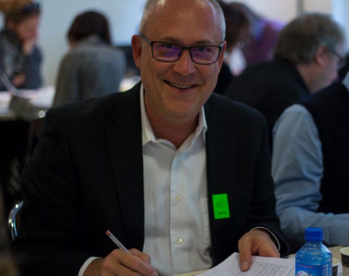 Charles Ammirati, Professeur de lettres, Lycée Molière Paris