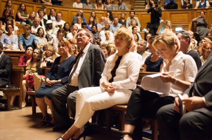 Lynda Aït Bachir, Michel Barat, Marie-Laure Coquelet, Florence Berthout