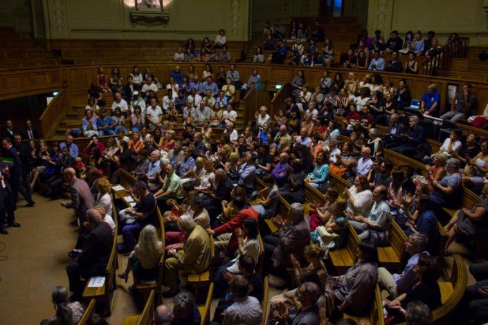 La Sorbonne, Amphithéâtre Richelieu, mardi 4 juillet 2017
