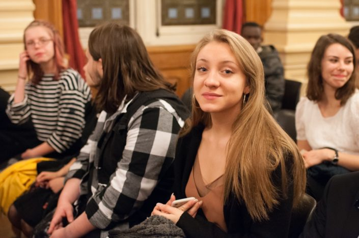 Linnaea Davis, Collège de Montréal à Montréal (Canada)