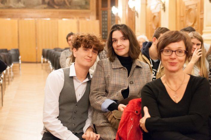 Erwan Simonot, une pause familiale