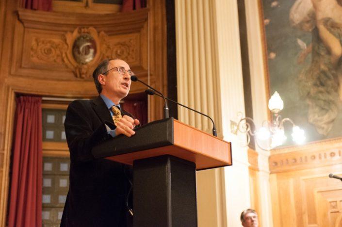 Gilles Tabard, Proviseur honoraire, Vice-Président