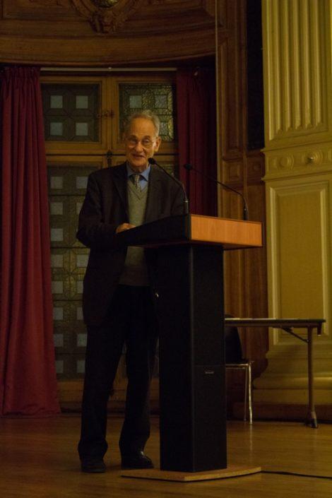 Pierre Brunel, de l'Académie des Sciences morales et politiques, Professeur émérite à l'Université Paris-Sorbonne, Président d'honneur