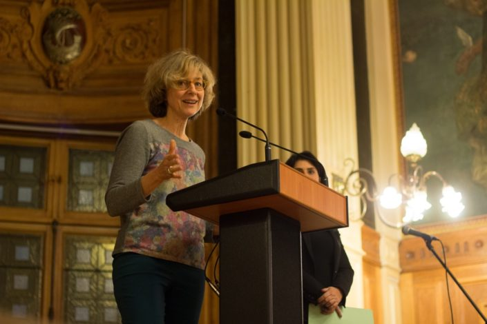 Marie-Carole Ciuntu, Vice-Présidente chargée des lycées au Conseil Régional d'Île-de-France