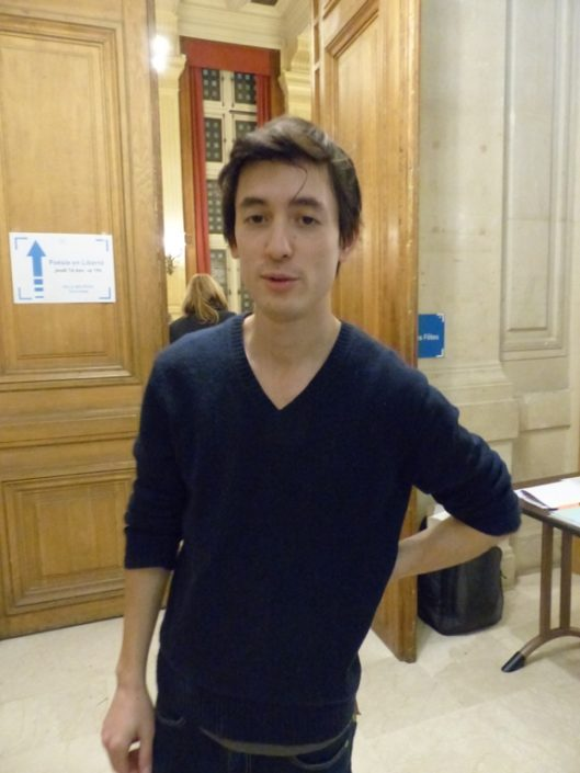 Florian Kuan, bénévole