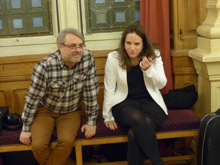 Olivier Jacquet, Responsable technique de l'Université Paris-Sorbonne et Mèche