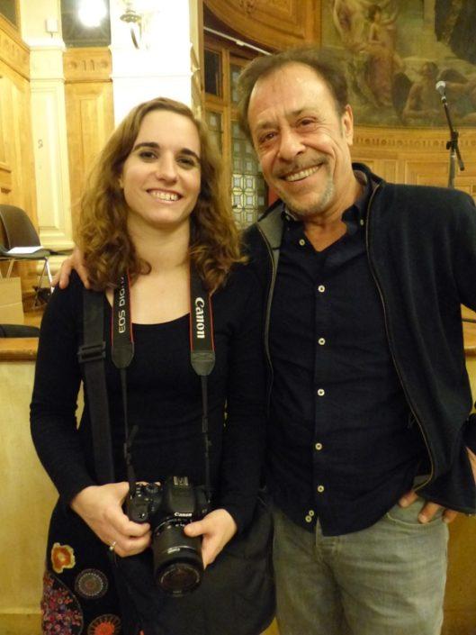 Julie Biet, Administrateur-photographe et Antoine Coesens