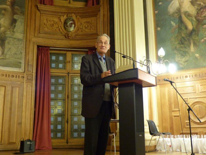 Pierre Brunel, de l'Académie des Sciences morales et politiques, Professeur émérite à l'Université Paris-Sorbonne Président d'honneur