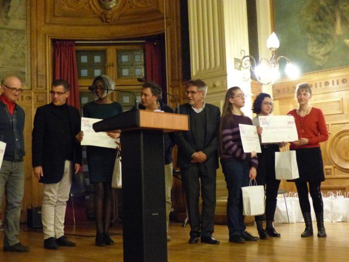 André Prodhomme, Philippe Le Guillou, Abigaëlle Wabelo, Ariel Lellouche, Guy Féret, Apolline Bourgeois, Mathilde Zupan, Marie-Rose Farjon