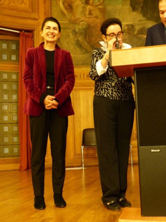 Dominique Pince-Salem représentant le Ministère de l'Education nationale