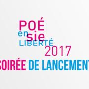 Invitation Soirée de lancement 2017