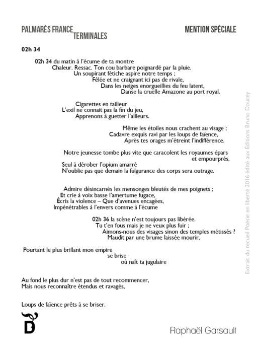 02h 34 écrit par Raphaël Garsault