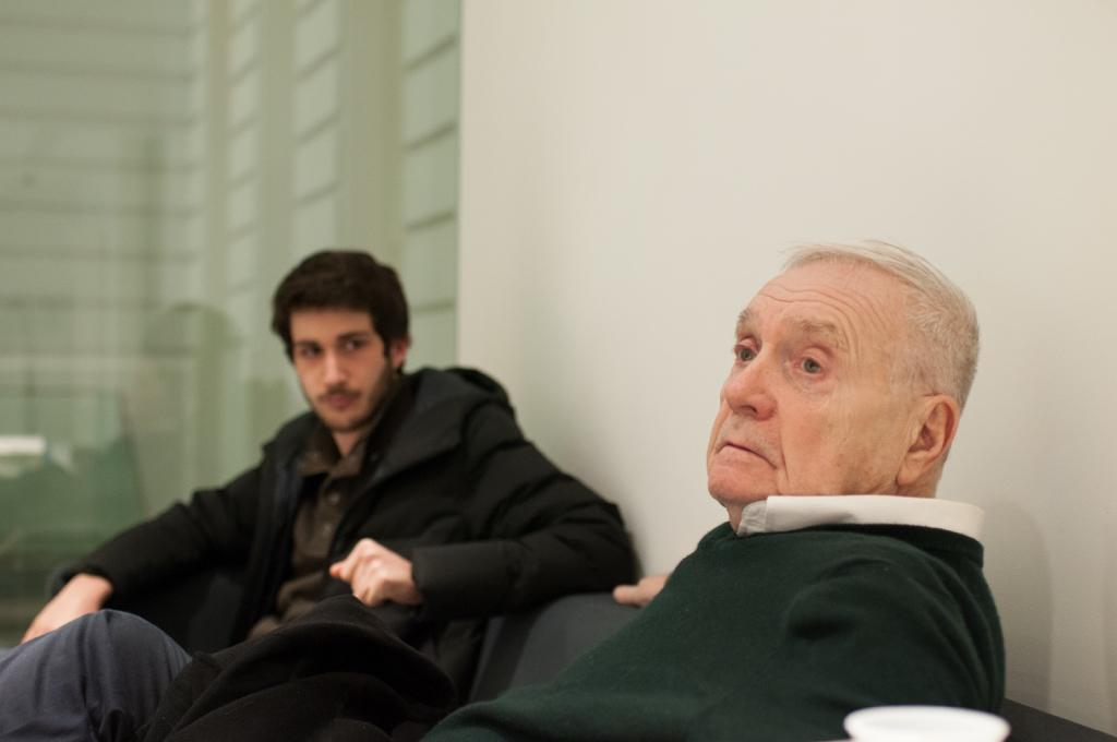 Roch Falliex et Robert Regard