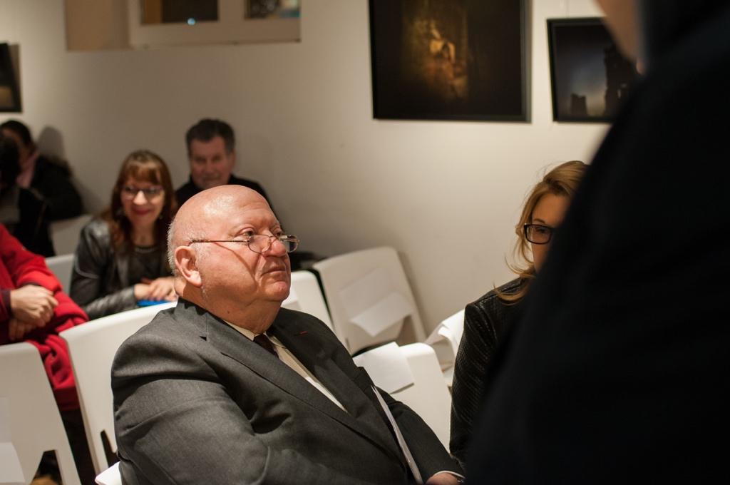 Monsieur André Santini, Ancien Ministre, Député des Hauts-de-Seine et Maire d'Issy-les-Moulineaux