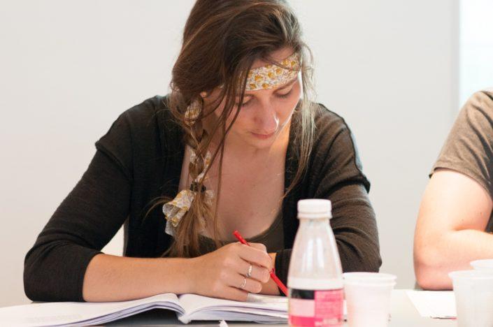 Marion Le Vourc'h, Master 2 Paysage, Ecole nationale supérieure du paysage, Versailles (78) / Marseille (13)