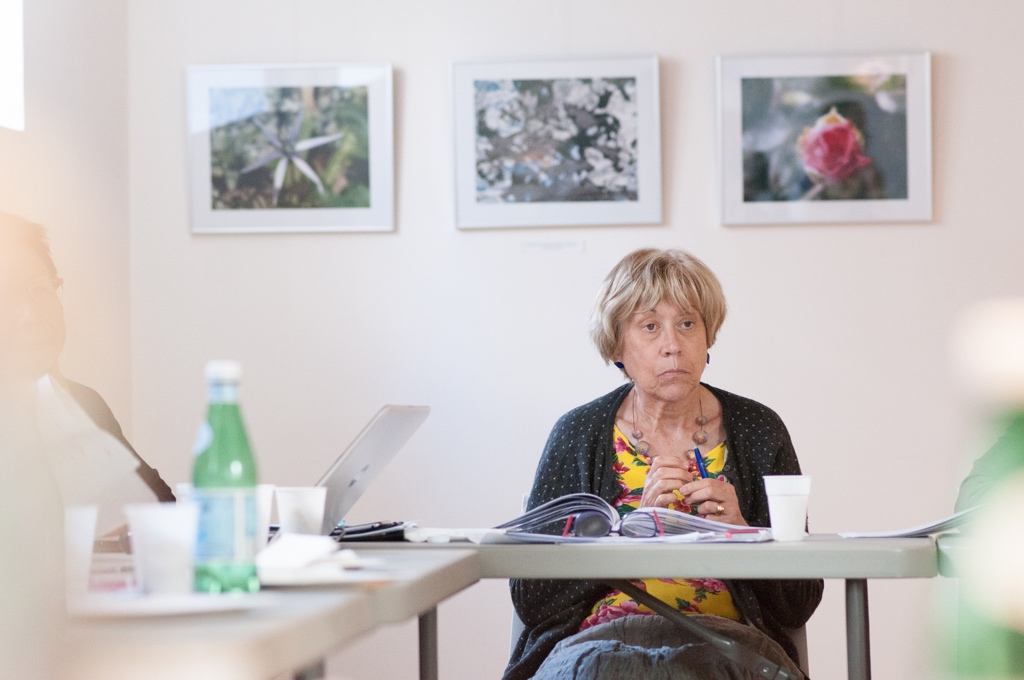 Élisabeth Jouhaud, Professeure, Secrétaire générale adjointe