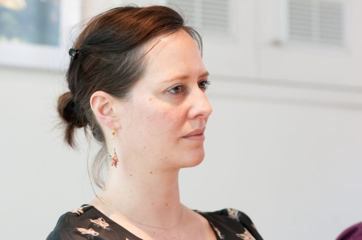 Marion Vandekerckhove, Professeure FLE, correspondante pour le Japon, chargée de mission