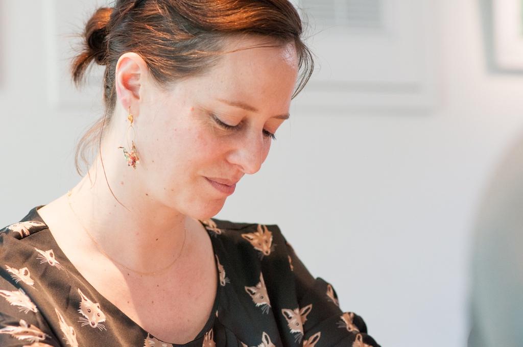 Marion Vandekerckhove, Professeure FLE, correspondante pour le Japon, chargée de mission.