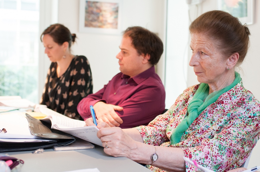 Marion Vandekerckhove, Matthias Vincenot, Colette Nys-Mazure