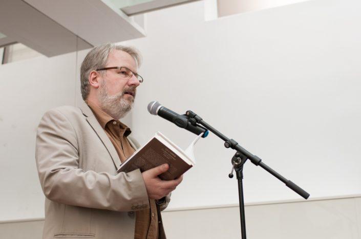 Eric Dubois, poète