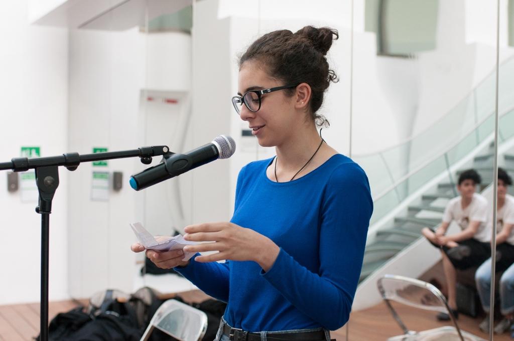 Raïssa Bouri, jurée