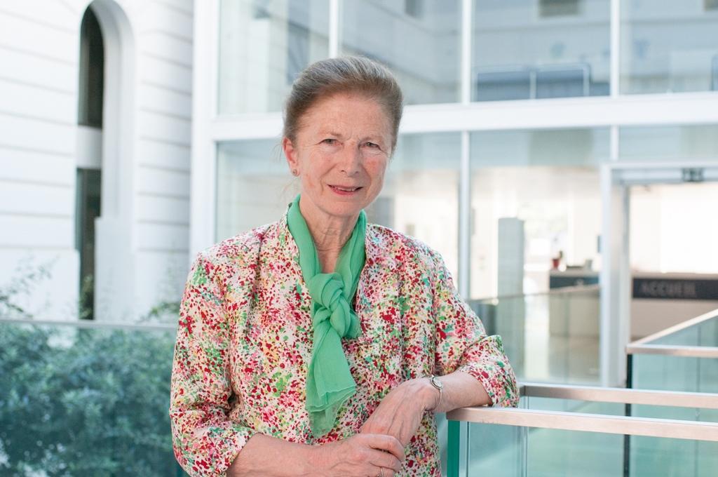 Colette Nys-Mazure, Présidente du Jury 2017