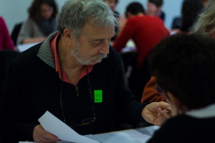 Pierre Kobel, Auteur, représente les Éditions Bruno Doucey