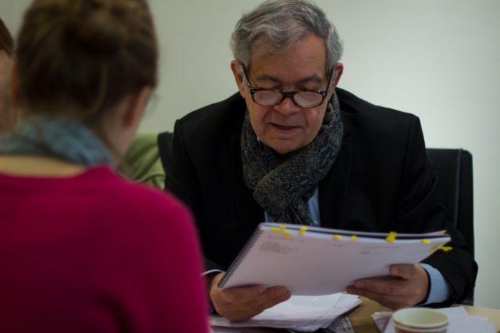 Antoine Biron-Paumard, Consultant accompagnateur en création d'entreprises, Rives de Seine Initiatives