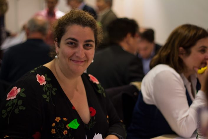 Nour Cadour, Interne en médecine nucléaire, lauréate 2014