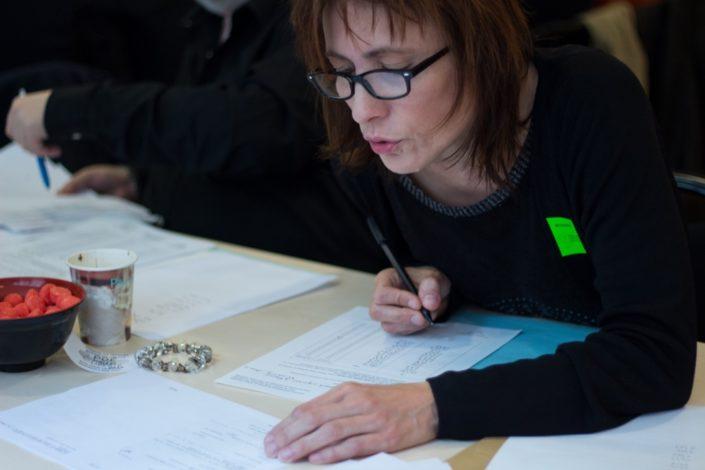 Laurence Bouvet, Poète, Présidente du Jury 2016