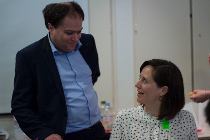 Matthias Vincenot et Marion Vandekerckhove