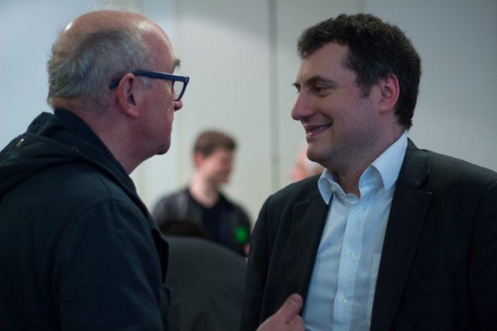 Lucas-Denis Corso avec André Prodhomme