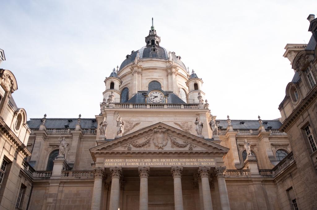 Mardi 4 juillet 2017 à la Sorbonne