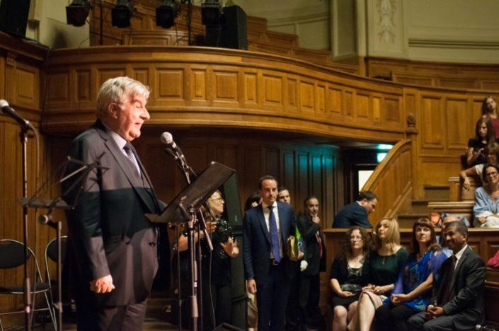 Jean-Marc Muller, Président-fondateur de Poésie en liberté