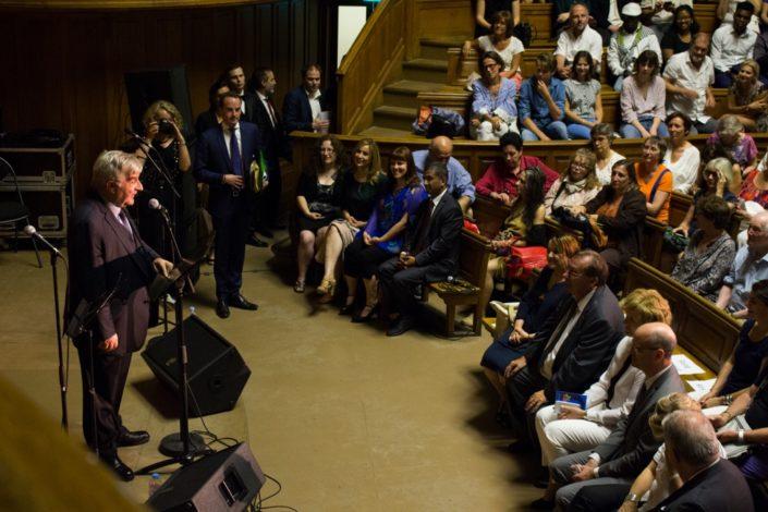 Jean-Marc Muller, Président de Poésie en liberté