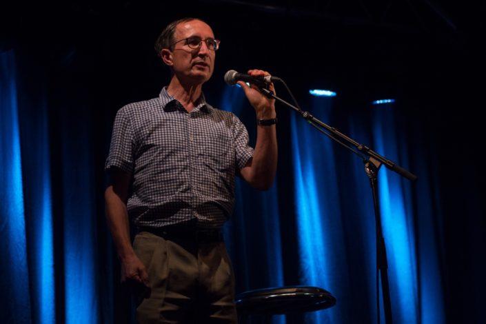 Gilles Tabard, Vice-Président de Poésie en liberté et Corrézien