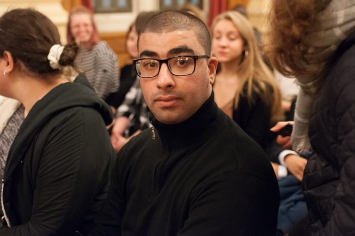 Khalid El Morabethi de la Faculté Mohammed 1 Oujda (Maroc)