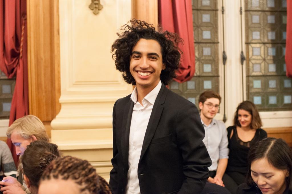 Nicolas Robert, Université Paris-Sorbonne, Sélection spéciale