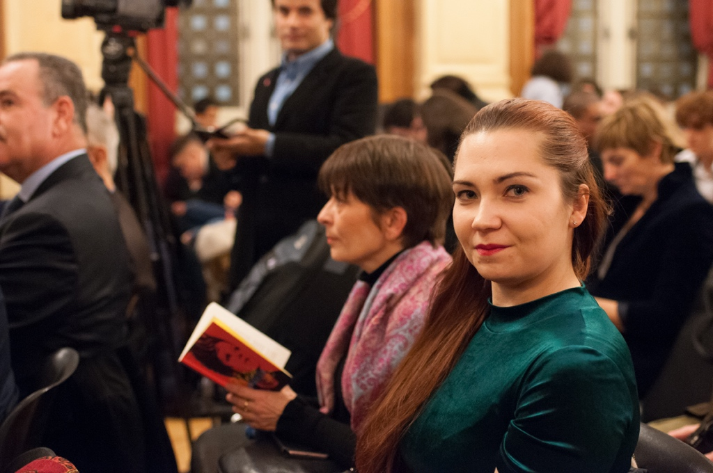 Elizaveta Titkova, Attachée culturelle de l'Ambassade de Russie en France