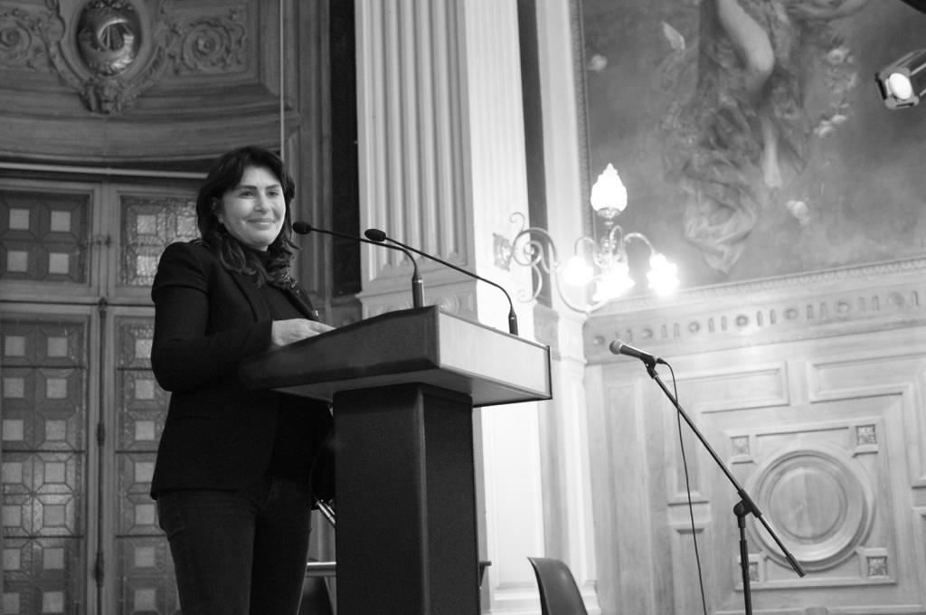 Manon Laporte, Conseillère régionale d'Île-de-France, Déléguée spéciale aux actions culturelles et artistiques dans les lycées